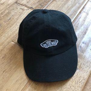 a29c1d65af023 Vans black baseball hat